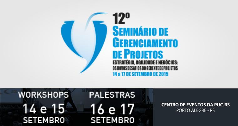 Seminário de Gerenciamento de Projetos