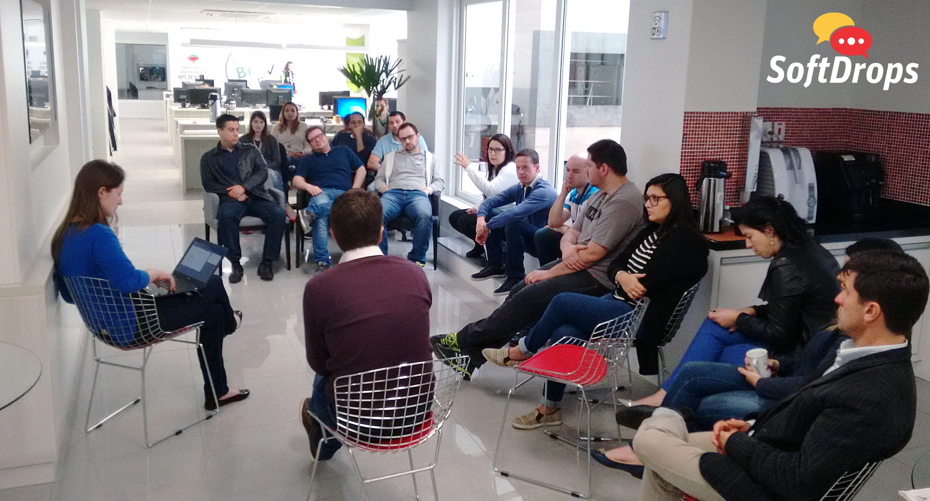 SoftDrops – 12º Seminário de Gerenciamento de Projetos