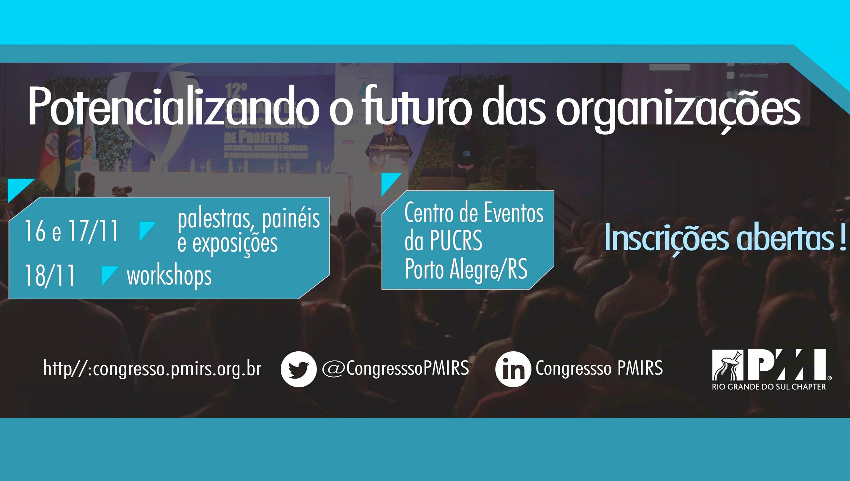 SoftDesign no 13º Congresso de Gerenciamento de Projetos do PMI-RS