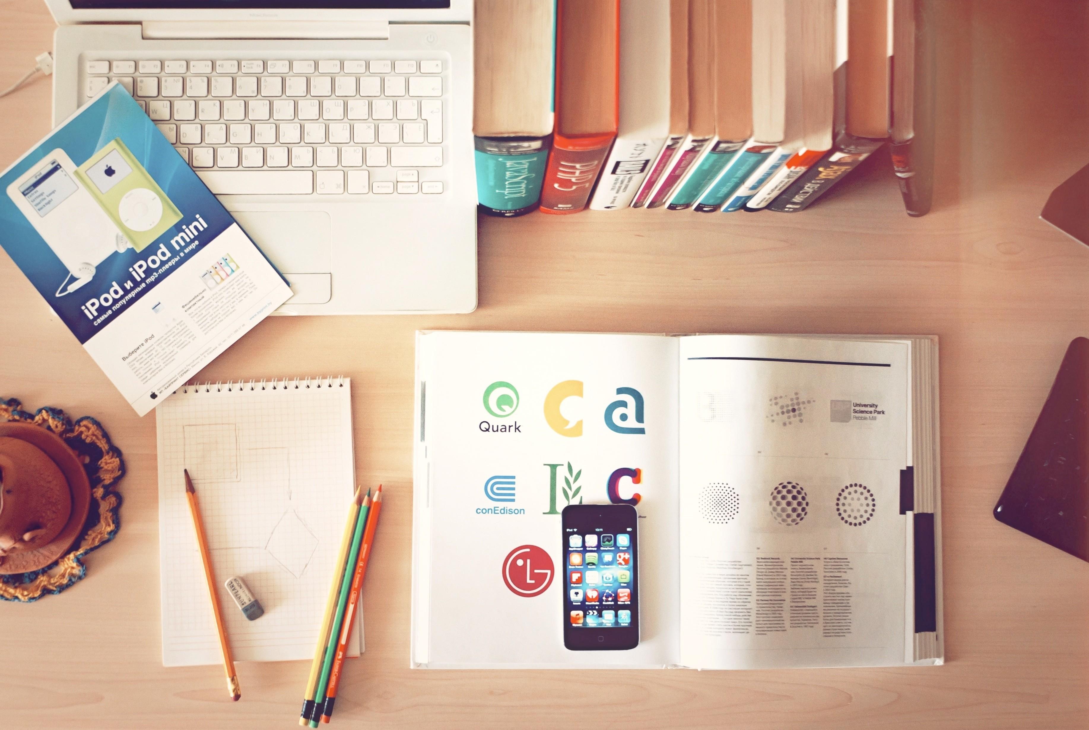 Quatro livros para quem está começando uma startup digital