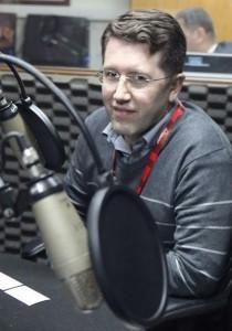 Osmar Pedrozo no programa inovacao da radio web Piratini