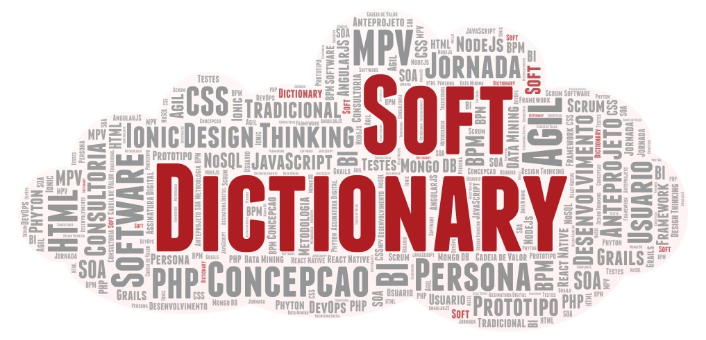 SoftDictionary: Universo do UX Design