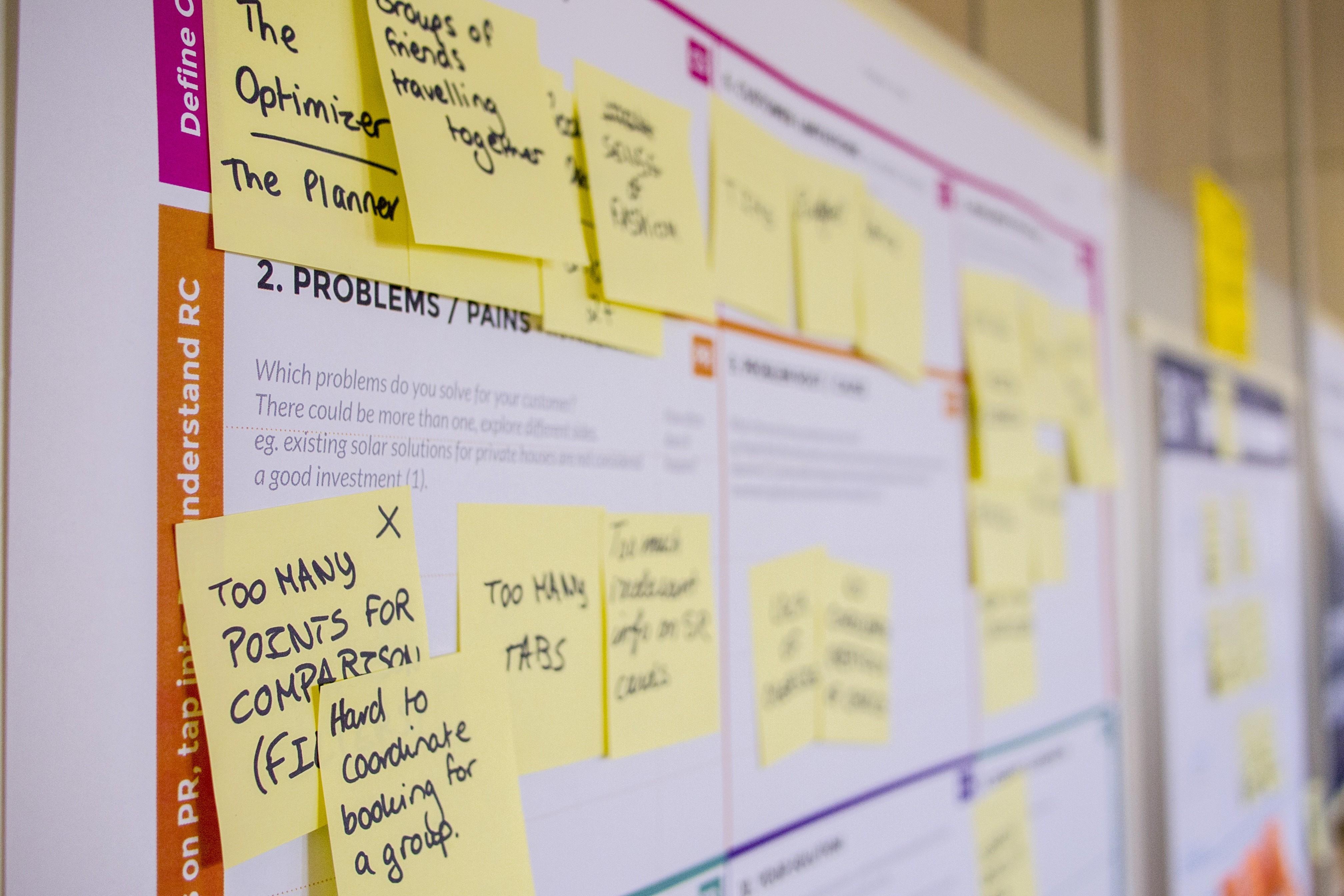 Qual a importância da concepção e anteprojeto no desenvolvimento de software?