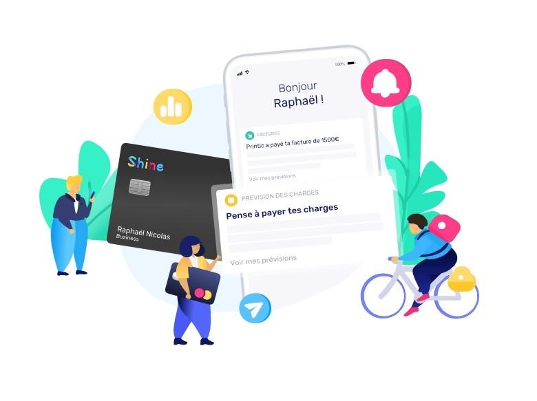 Shine: um banco para freelancers