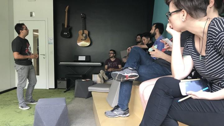 SoftDrops: Apresentações em 3 minutos