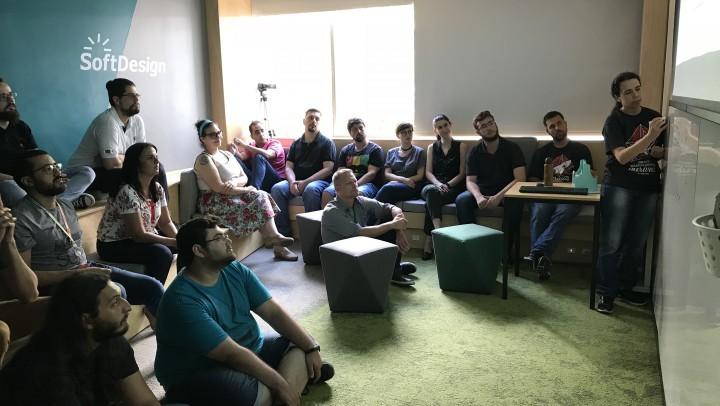 SoftDrops sobre Blockchain