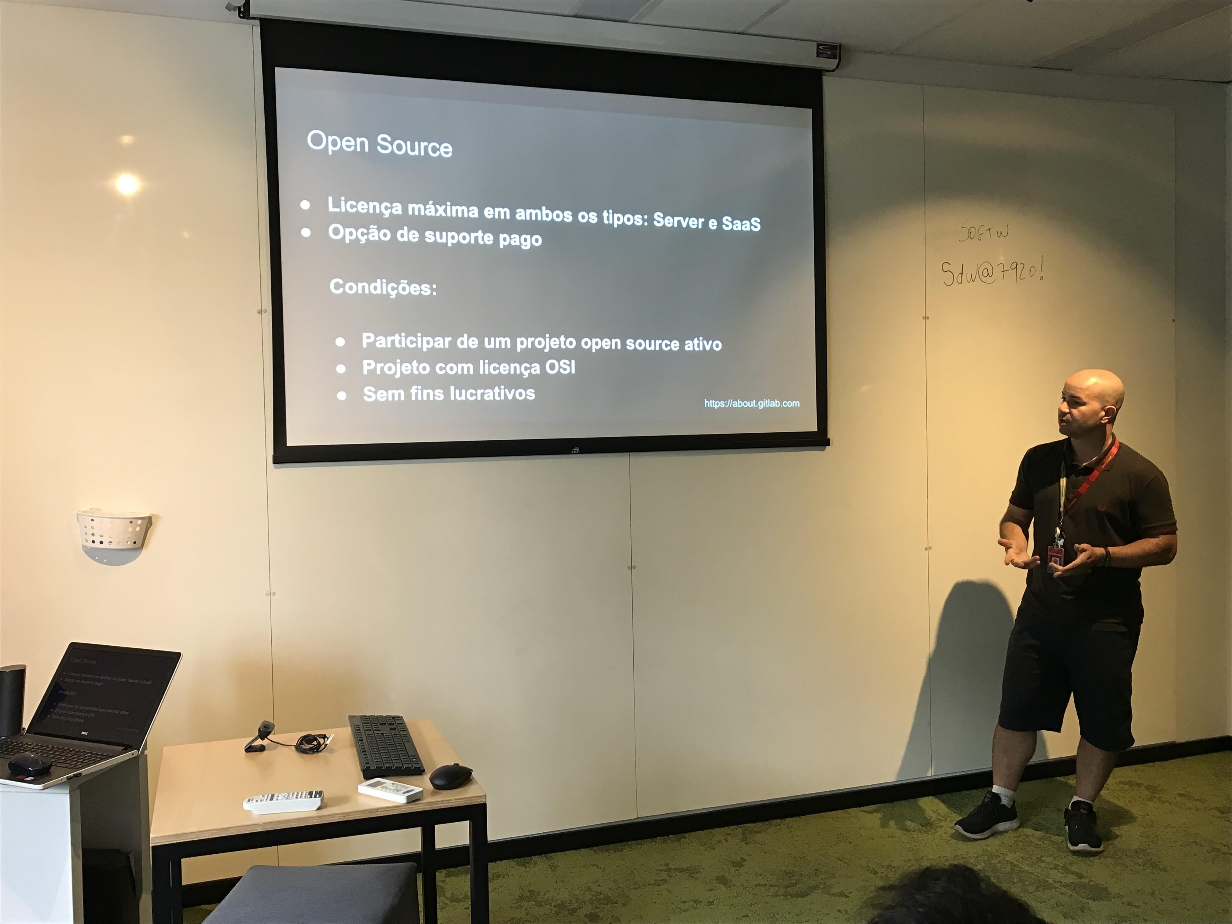 GitLab no SoftDrops